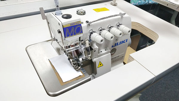 industrial overlocker serger juki