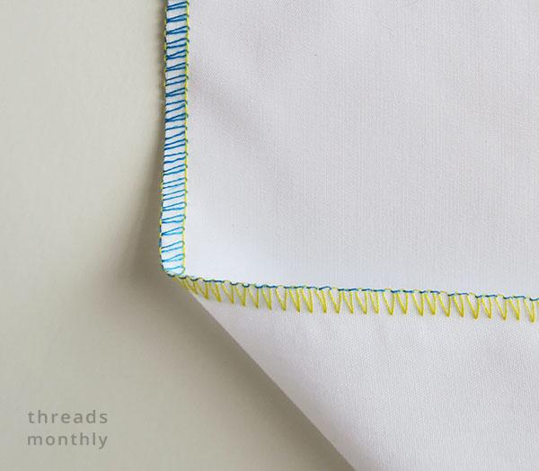 2 thread wide overlock serger stitch