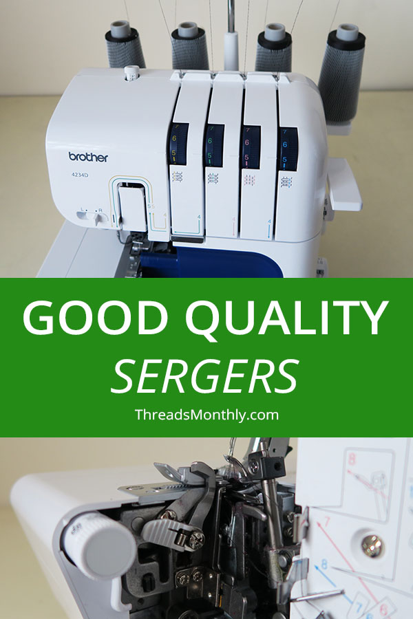 good quality serger