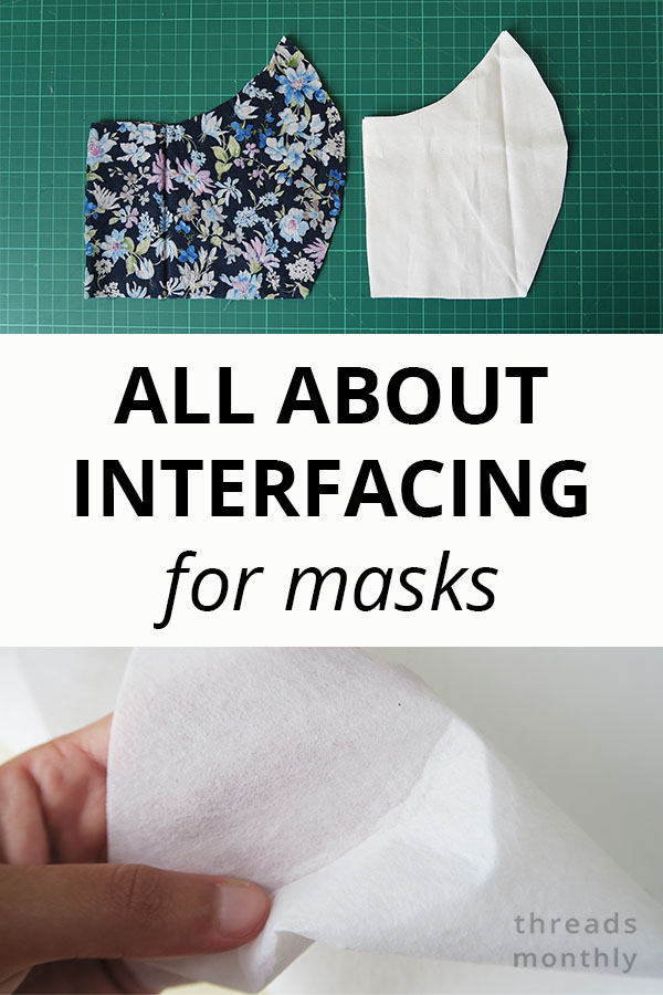 Fusible Interfacing for Face Masks: Good Filter? Safe? Breathable?