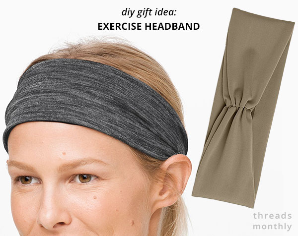 2 exercise headbands