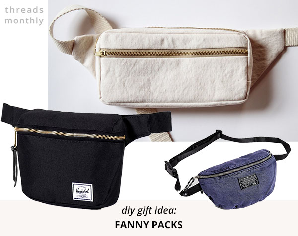 3 fanny packs