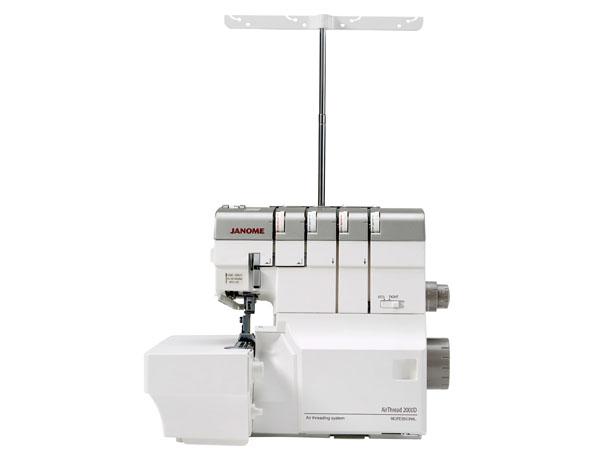 janome air thread 2000d overlocker