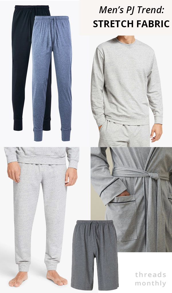 Casual Trends Knit Pajama Pants,