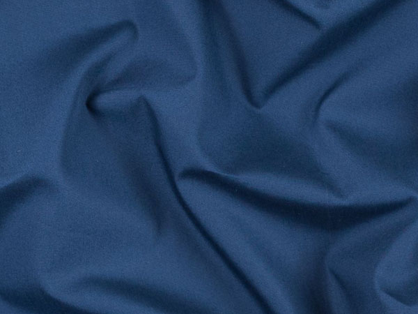 navy broadcloth fabric