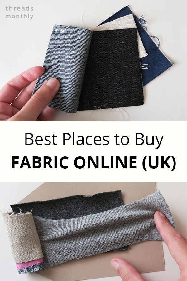 47 Best Online Fabric Stores UK: Clothes, Upholstery, Quilts
