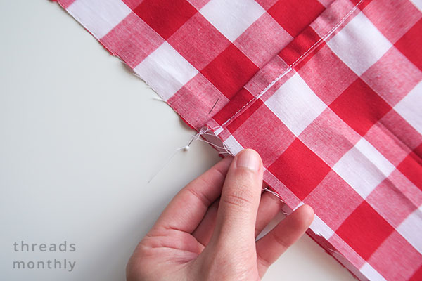 pillowcase fabric