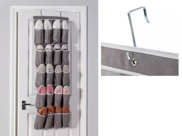 hanging door organizer