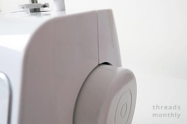 sewing machine handwheel