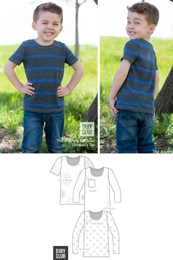 36 FREE Printable Sewing Patterns for Kids, Babies & Toddlers